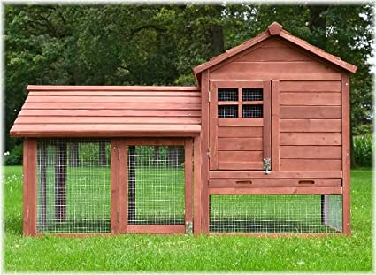 hasenburg kaninchenstall hasenstall kaninchenk fig. Black Bedroom Furniture Sets. Home Design Ideas