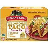 Garden of Eatin' Taco Kit, Yellow Corn, 12 Count