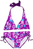 Kanu Surf Girls 7-16 Sundial Bikini Swimsuit