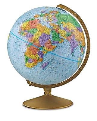 Replogle Explorer Raised Relief Globe, 12