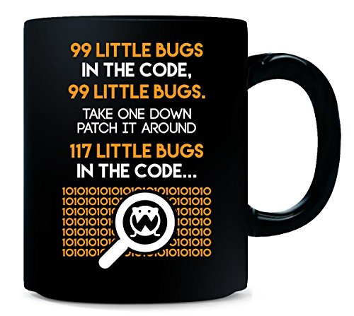 It Bugs Gift For A IT Professional Geek Computer Programmer - Mug