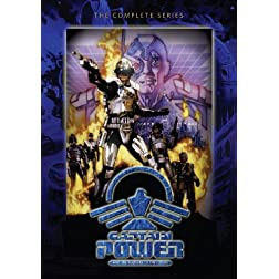 Captain Power-Complete Series