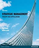 img - for Strategic Management: Theory and Application (2nd Edition) book / textbook / text book