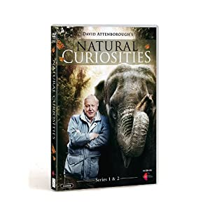 David Attenborough's Natural Curiosities - Series 1 & 2 [Import anglais]