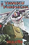 The Transformers: Escalation TPB [Paperback]