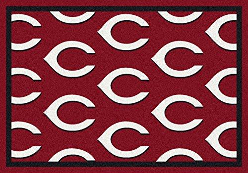 Cincinnati Reds MLB Area Rug (10'9