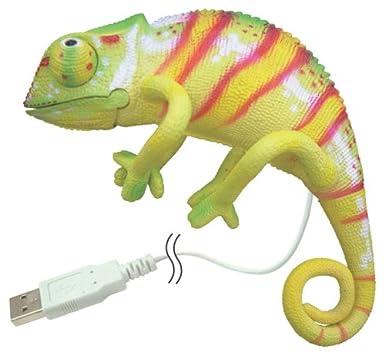memoria USB camaleón