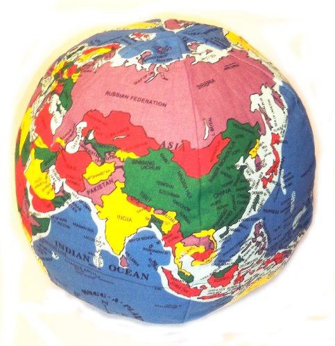 Hug a Planet Earth (Spanish)- Make Your Own Globe!