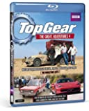 Top Gear - The Great Adventures 4 [Blu-ray] [Region Free]
