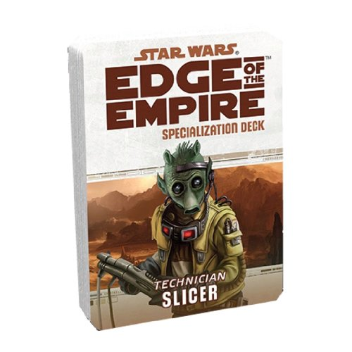 Slicer Star Wars Edge of the Empire Specialization Deck - 1