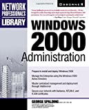 img - for Windows 2000 Administration book / textbook / text book