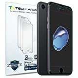 iPhone 7 Screen Protector, Tech Armor Premium HD Clear Apple iPhone 7 (4.7-inch) Screen Protectors [3-Pack]