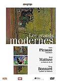 Les grands modernes : Bonnard, Matisse, Picasso | Jaubert, Alain (1940-....) - Réalisateur. Scénariste. Auteur du commentaire