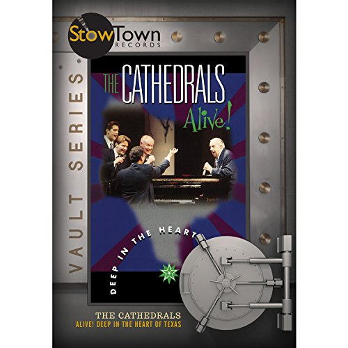Cathedrals - Alive! Deep In The Heart Of Texas (DVD)