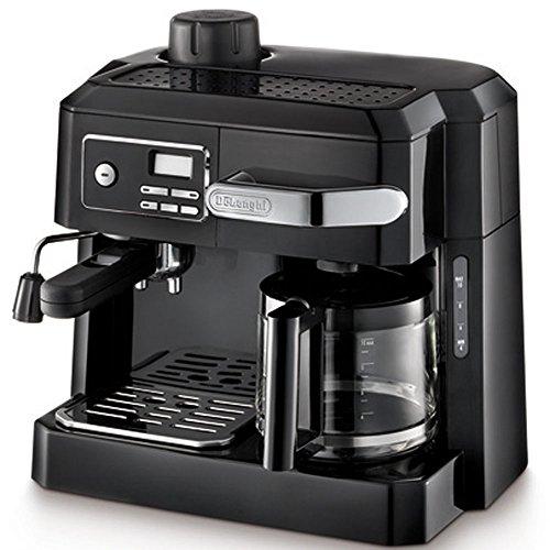 Delonghi Combination Drip Coffee And Espresso Machine