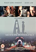 A.I. Artificial Intelligence [2001] - 2 disc set [DVD]