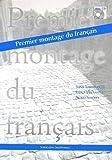 Premier montage du francais フランス語ジグソーパズル