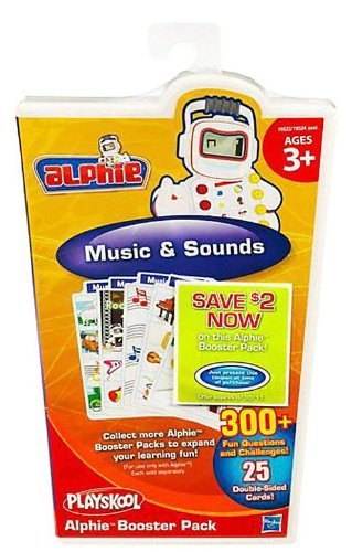 51H834Ka35L Cheap  Playskool Alphie Booster Pack   Music and Sounds