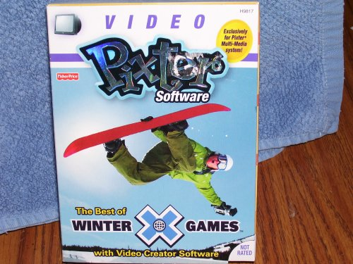 Video Pixter Software the Best of Winter Games with Video Creator Software