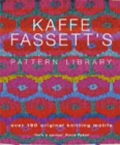 Kaffe Fassett's Pattern Library: Amazon.co.uk: Kaffe Fassett: Books