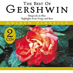 The Best of Gershwin by George Gershwin,&#32;Libor Pesek,&#32;Paul Brazda,&#32;Simon Gale and Slovak National Philharmonic Orchestra