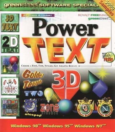 Power Text 3D