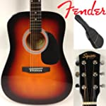 Fender Squier Akustik-Westerngitarre...