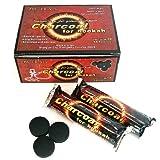 シーシャ炭 クイックライトチャコール 33mm 100ピース 水タバコ shisha