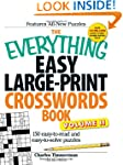 The Everything Easy Large-Print Cross...