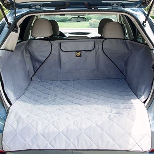 Frontpet Quilted Dog Cargo Cover for SUV Universal Fit for Any Animal. Durable Liner Covers and Pro (Cargo Liners For Dogs compare prices)
