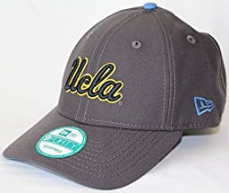 NCAA UCLA Bruins College The League Graph Pop Adjustable Cap, One Size, Graphite