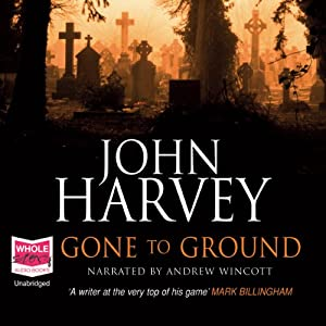 Gone to Ground ) Audiobook