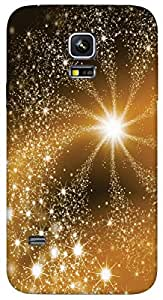 Timpax protective Armor Hard Bumper Back Case Cover. Multicolor printed on 3 Dimensional case with latest & finest graphic design art. Compatible with only Samsung Galaxy S5 mini. Design No :TDZ-20494