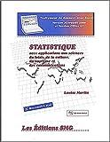 echange, troc Baillargeon - Statistique avec applications aux sciences du loisir de la culture du tourisme et des communications