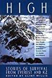 cover of High: Stories of Survival from Everest and K2 (The Adrenaline Series)