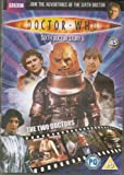Doctor Who Dvd Files #45 - Sixth Doctor Story 5 - The Two Doctors - DVD ONLY