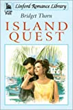 img - for Island Quest (LIN) (Linford Romance Library) book / textbook / text book