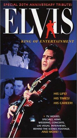Elvis - King Of Entertainment [Vhs]