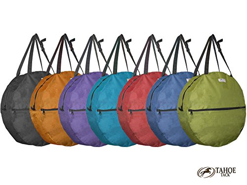 Tahoe Tack Horse Tack Single Rope Carry Bag Case