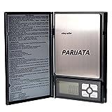 PARIJATA Notebook Series Digital Jewellery Pocke scale Balance of 500g/0.01g Capacity