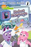 Robot Rampage! (Ready-To-Read Backyardigans - Level 1) (1416990135) by Shepherd, Jodie
