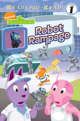 Robot Rampage! (The Backyardigans) (Backyardigans Robot Rampage compare prices)