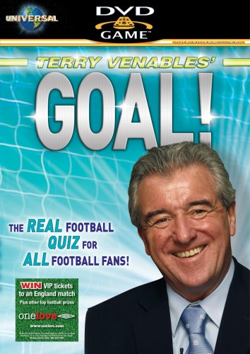 Terry Venables Football Quiz - Interactive DVD Game [Interactive DVD]