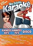 echange, troc Coffret 3 DVD Karaoke : Années 60's, 70's, Disco