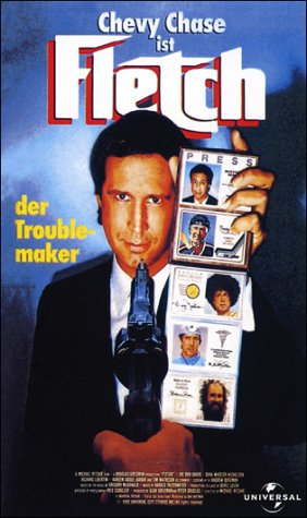 Fletch - Der Troublemaker [VHS]