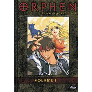 Orphen Season 2 - Revenge (Vol. 1) movie