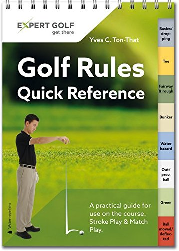 Golf Rules Quick Reference 2016: Single Copy