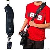 Kamera Einzel Schulter Sling Gurt Bügel für SLR DSLR...