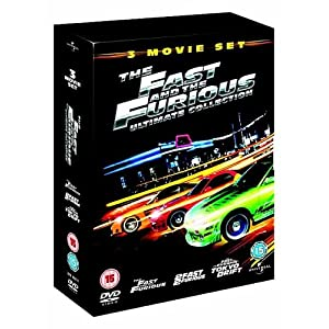 The Fast And The Furious Collection [DVD] [2001]