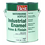 Do it Best Waterborne Industrial Enamel Primer-INT/EXT WHT LATEX PRIMER